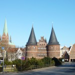Holstentor bei Tag