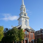North Church in Portsmouth